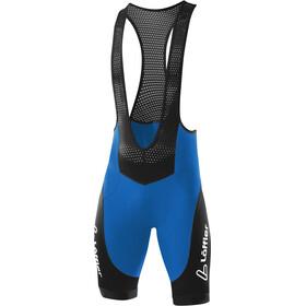 Löffler Winner Bib Shorts Heren blauw/zwart